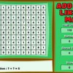 Add Like Mad (Math Game)