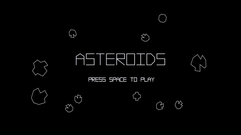 asteroids game giraffe