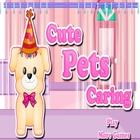 Cute Pets Caring