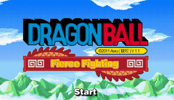 Image Dragon Ball Fierce Fighting V1.1