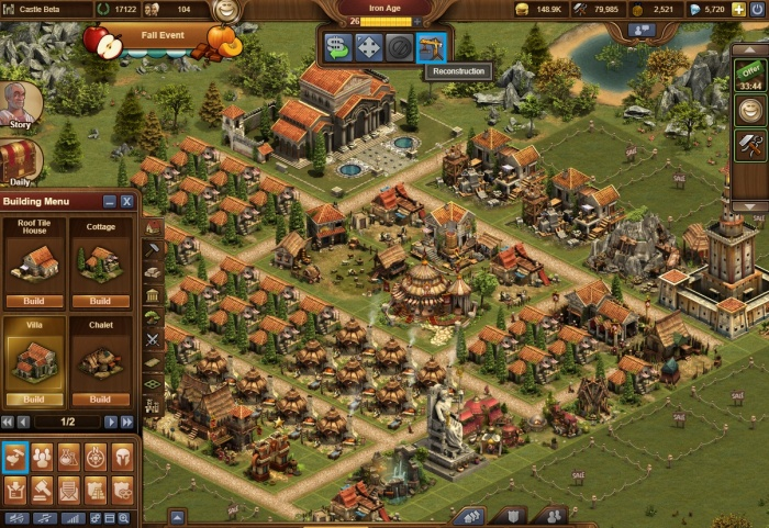 Image Forge of Empires