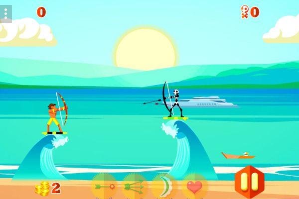 Image Surfer Archers