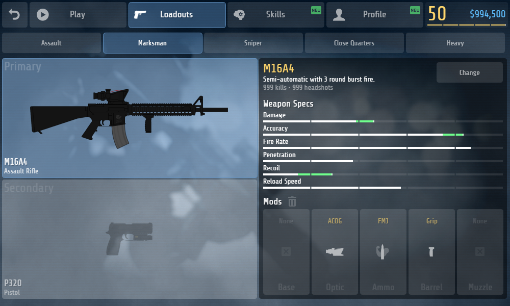 Image Tactical Weapon Pack 2