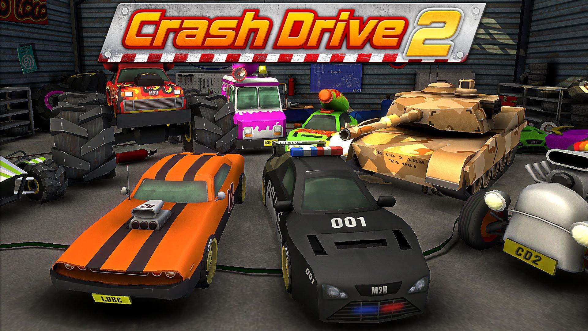 Image Crash Drive 2