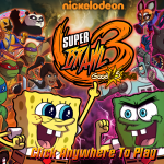 Super Brawl 3 – Good VS Evil