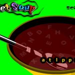 Alphabet Soup Word Game