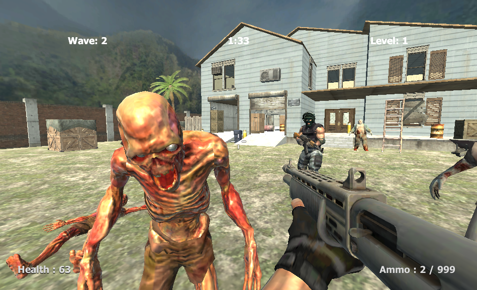 Image Special Strike Zombies